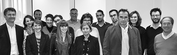 équipe H3O Conseil& Formation