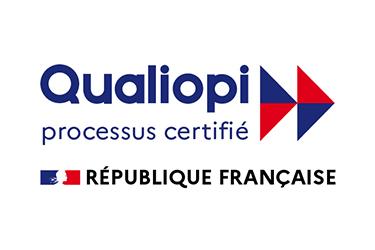 h<sub>3</sub>O obtient la certification Qualiopi !